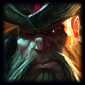 Gangplank counters